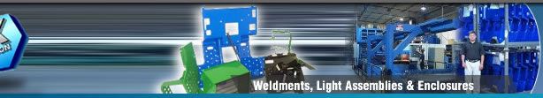 D-Tek Corporation - Weldments, Light Assemblies & Enclosures
